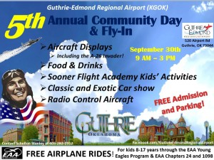 2017 Airport Fly-in Flyer -